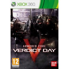 Jogo Armored Core: Verdict Day Xbox 360 Bandai Namco