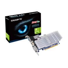 Placa de Video NVIDIA GeForce GT 610 2 GB DDR3 64 Bits Gigabyte GV-N610SL-2GL