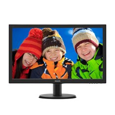 "Monitor LED 23,6 "" Philips Full HD 243V5QHABA/75"