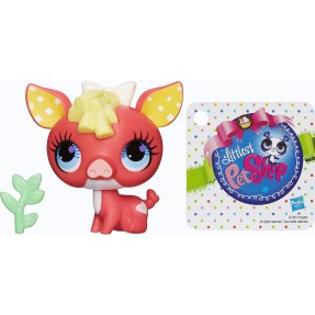 Boneca Littlest Pet Shop A0895 Hasbro