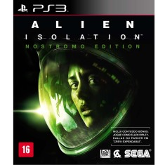 Jogo Alien: Isolation PlayStation 3 Sega
