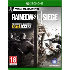 Jogo Tom Clancy's Rainbow Six Siege Xbox One Ubisoft