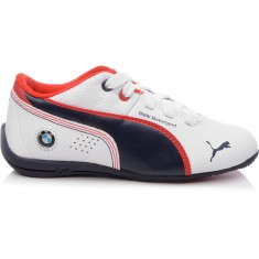 Tênis Puma Infantil (Menino) Casual Drift Cat 6 L BMW PS