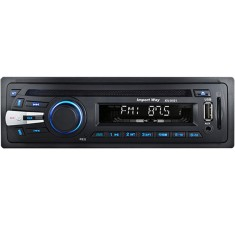 CD Player Automotivo Importway KV-9101