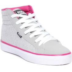 Tênis Ride Skateboards Feminino Skate Mid Kick