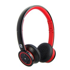 Headphone Bluetooth C3 Tech com Microfone BT-955B RD