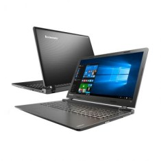 "Notebook Lenovo IdeaPad 100 Intel Celeron N2840 4GB de RAM HD 500 GB 15,6"" Windows 10 Home 100-15IBY"
