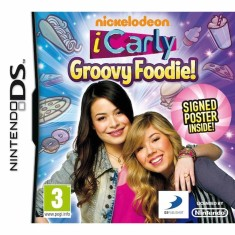 Jogo iCarly: Groovy Foodie D3 Publisher Nintendo DS