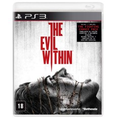 Jogo The Evil Within PlayStation 3 Bethesda